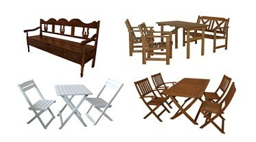Garden Furniture - Garden benches - Garden sets
